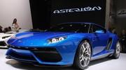 La mode de l'hybride rechargeable touche aussi Lamborghini