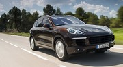 Essai Porsche Cayenne S : encore plus fort !