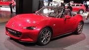 Mazda MX-5 puissance 4 pour le million Mondial