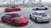 Porsche 911 Carrera GTS de 2ème génération