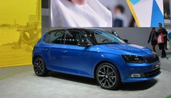 La Skoda Fabia envoie les couleurs au Mondial de l'automobile