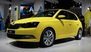 Mondial de l'Auto en direct : nouvelle Skoda Fabia