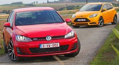 Essai Ford Focus ST vs VW Golf GTI : Avec ou sans ruade ?