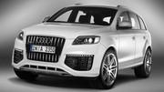 Audi : le nouveau Q7 à Detroit 2015
