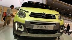 Citroën C1 Urban Ride Concept Mondial