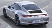 Les Porsche 911 Carrera GTS