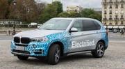 Embarquez pour un tour à bord du BMW X5 eDrive Concept !