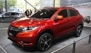 Nouveau Honda HR-V, le SUV compact au faux air de coupé