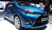 Toyota Yaris restylée : coup de jeune