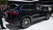 Le Porsche Cayenne restylé adopte l'hybride rechargeable