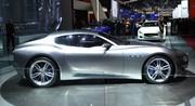 La Maserati Alfieri en route vers la prodution de série