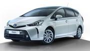 Toyota Prius+ 2015 : lifting de mi-carrière
