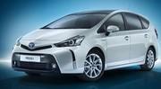 Toyota Prius+ : toilettage maison