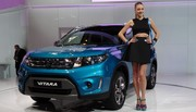 Suzuki Vitara 2015: Si l'Evoque était Capturé...