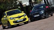 Essai Peugeot 108 vs Renault Twingo 3 : Sans peur mais pas sans reproche