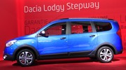 Dacia Lodgy et Dokker Stepway, success serie