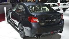 Subaru WRX STi : amputation historique