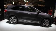 Nouveau Kia Sorento, un SUV encore plus haut de gamme