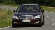 Mercedes Classe S 420 CDI : (très) haut de gamme économique