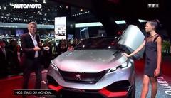 Emission Automoto : Mondial, 208 GTI, Huracan, Twingo/108