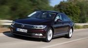 Nouvelle Volkswagen Passat : premier essai