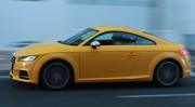 Essai Audi TTS 2.0 TFSI 310 ch Quattro : Puces en stock