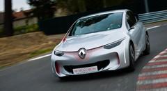 Caradisiac a essayé le concept car Renault Eolab