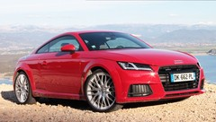Essai nouvelle Audi TT 2.0 TFSI Quattro S line