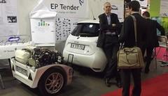 EP Tender dope l'autonomie d'une Renault Zoé