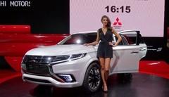 Mitsubishi Outlander PHEV Concept S: Et ça, j'achète !