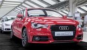 Audi A1 : Audi a construit la 500 000ème A1