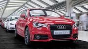 Audi : 500.000 A1 produites