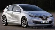 La future Renault Mégane (2016) est prête