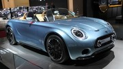 Mini Superleggera Vision, l'élégance So British