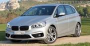 Essai BMW Série 2 Active Tourer : 225i et 218d
