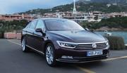 Essai nouvelle Volkswagen Passat
