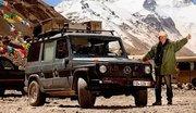 Mercedes : un incroyable road-trip mondial en Classe G de 900 000 km