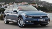 Essai Volkswagen Passat 8 SW : très pro