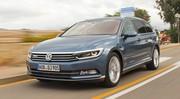 Essai Volkswagen Passat 8 (2014) : Roulez surclassé