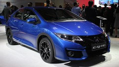 Honda Civic 9 restylée : discret
