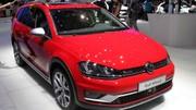 Volkswagen Golf Alltrack joue les baroudeurs