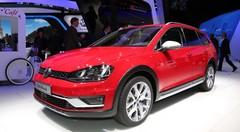 Volkswagen Golf Alltrack (2015) : l'alternative au Tiguan ?