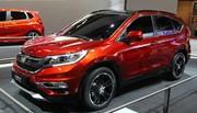 Nouveau Honda CR-V, un SUV plus moderne