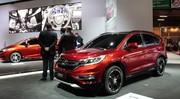 Nouveau moteur 1.6 i-DTEC 150 pour le Honda CR-V