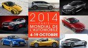 Bilan : plus de 1,2 million de visiteurs lors du Mondial de l'Automobile 2014 !