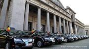 Les taxis électriques BYD E6 ont convaincu Bruxelles
