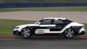 Audi RS7 sans pilote à Hockenheim