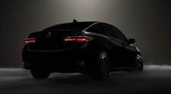 Acura ILX 2016 : première image teaser pour la future berline japonaise