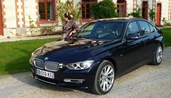 Essai BMW 320d Modern : la berline incarnée