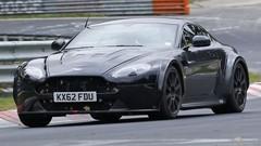 Future Aston Martin Vantage : Révolution cachée